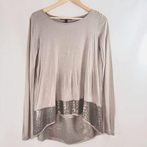 Bcbg Maxazria long sleeves top